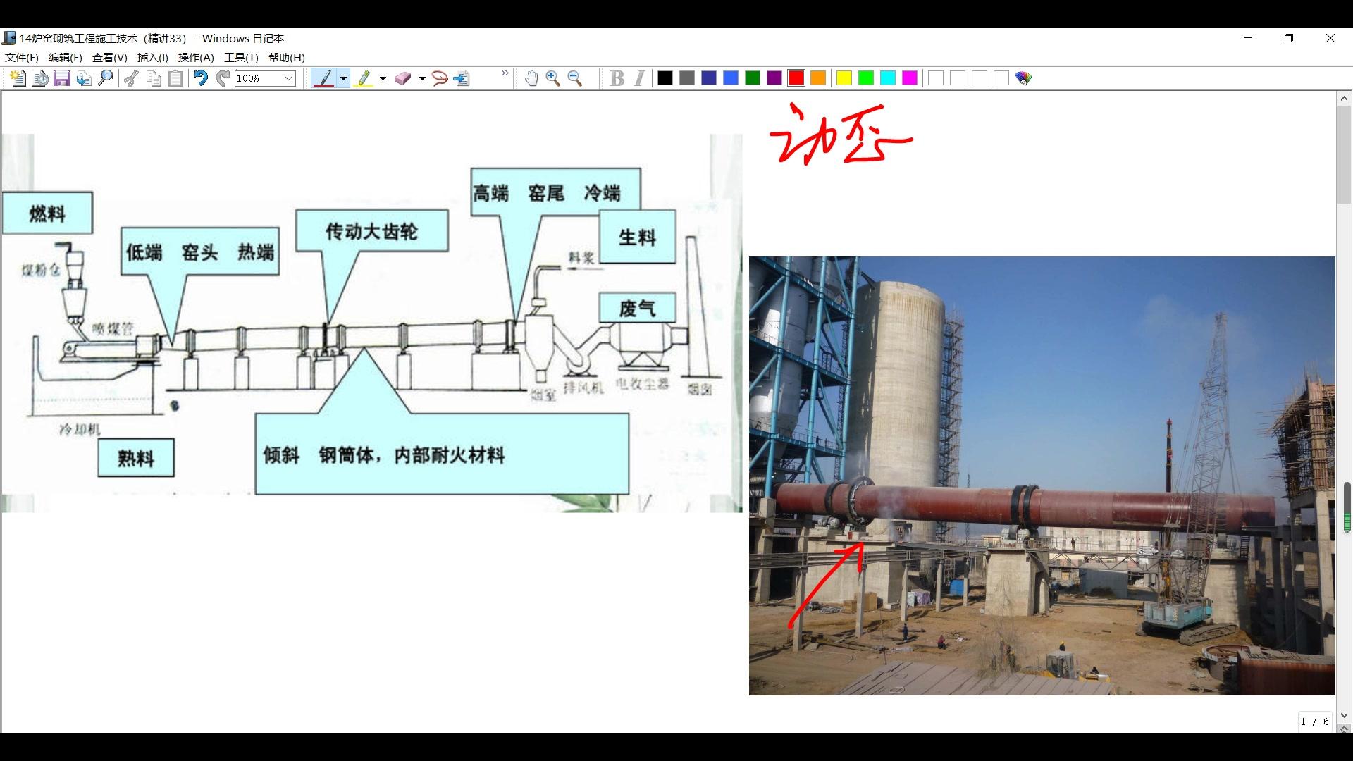 T2021二建机电精讲33(炉窑砌筑工程施工技术)