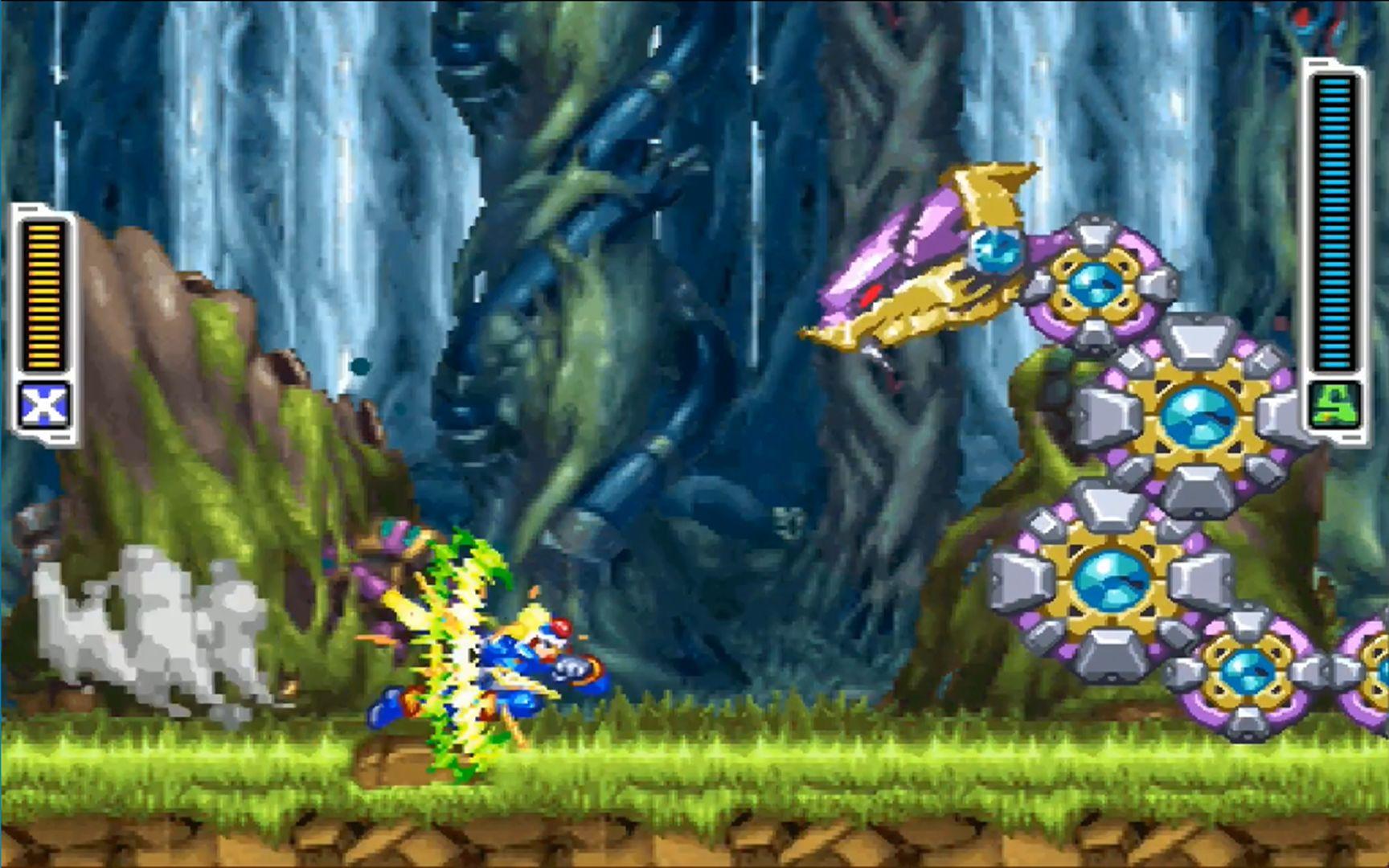 【神棍解说】《洛克人ZX》通关攻略01 X与Z的融合