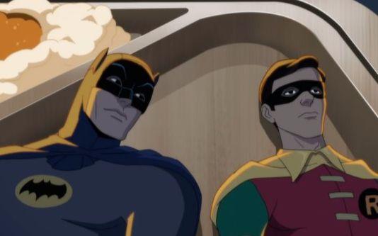 蝙蝠侠动画片国语版_【DC】66版蝙蝠侠改编动画电影Batman: Return of the Caped Crusaders 预告 ...