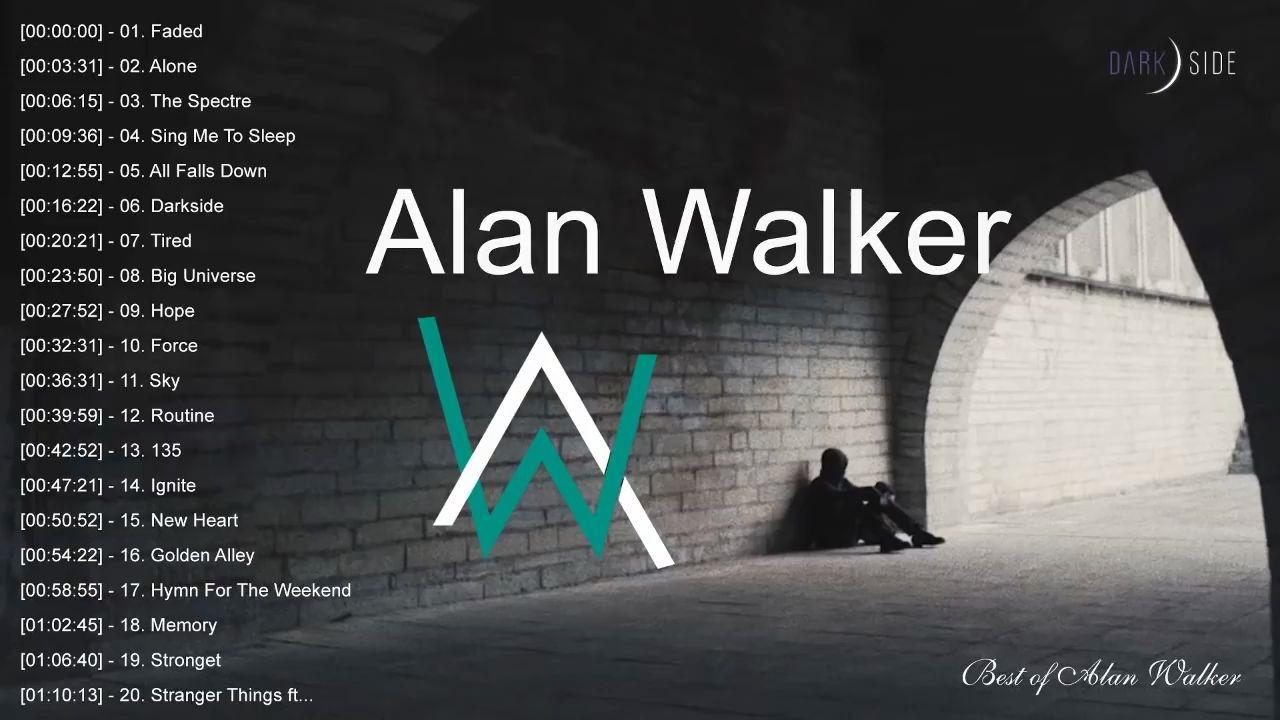 album alan walker mp3 2019