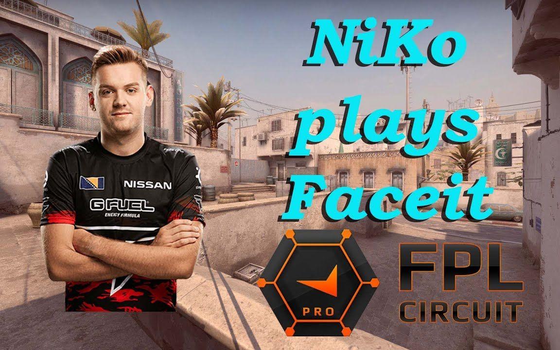 【CSGO】POV G2 NiKo plays FACEIT mirage @15 January 2021