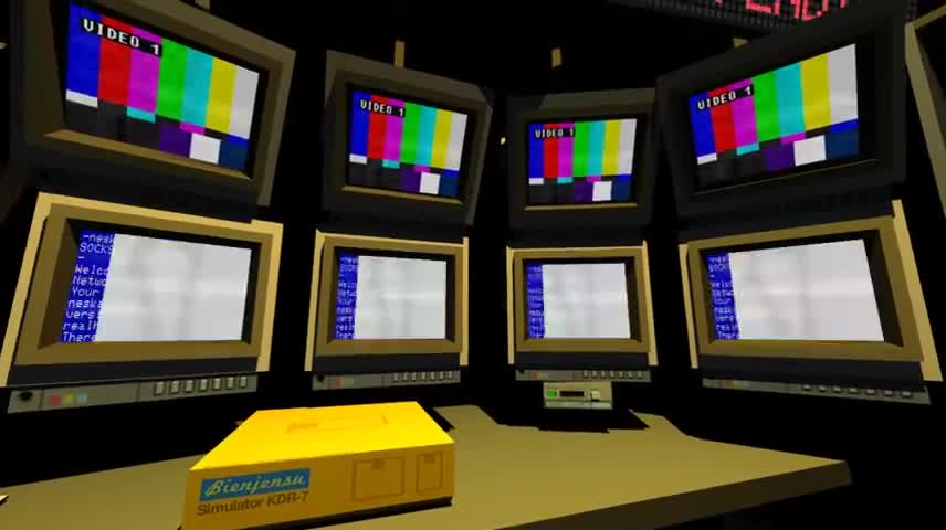 【PC独立游戏发布组】【解谜游戏】《Quadrilateral Cowboy(Quadrilateral Cowboy)