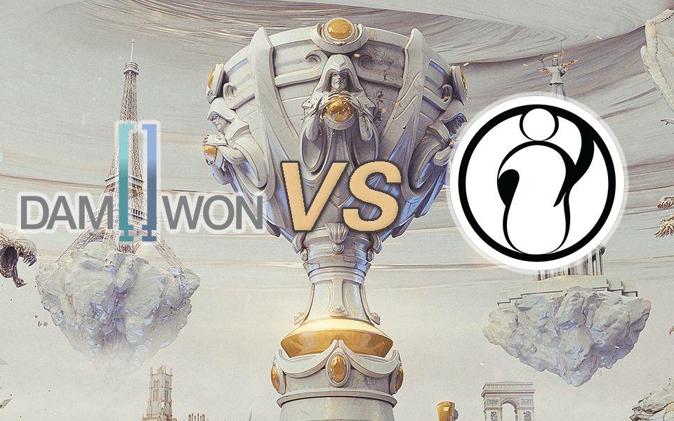 [2019全球總決賽]10月20日小組賽 DWG vs IG