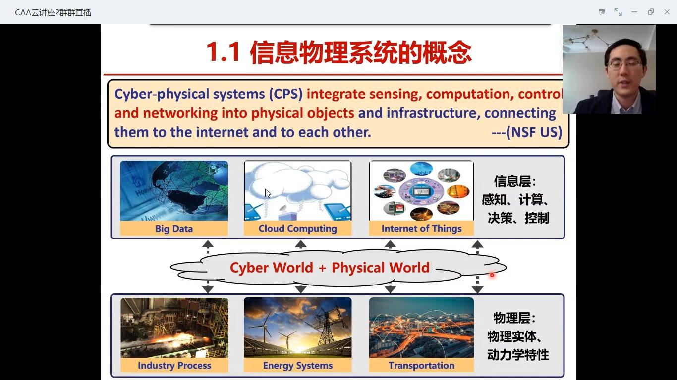 妄想老师下载_【CAA五四青年学术论坛】CPS安全问题中的形式化方法,上海交通 ...