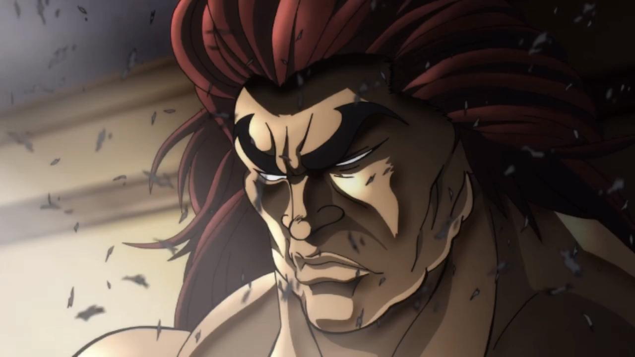 Resultado de imagen de baki padre