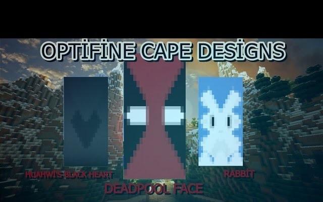 huahwi' heart deadpool rabbit optifine cpae 如何制作死侍兔子