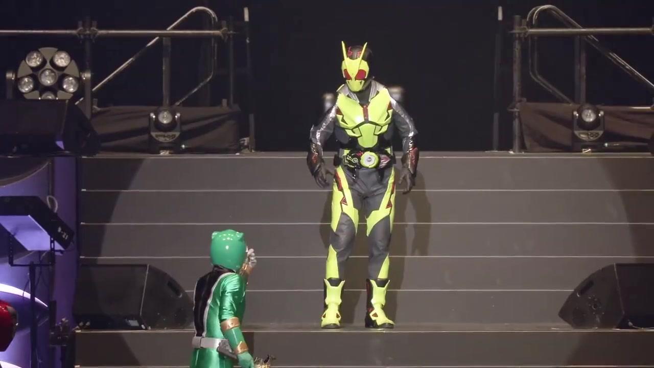 超英雄祭2020 假面骑士 X 超级战队,你喜欢的都在这里