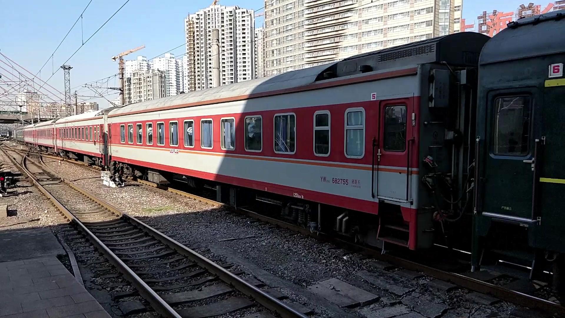 终极一�Lk�K��Y��_【铁路随拍】20180111/2 北京/上海站拍摄(6451/0z79/s1/k784//k1151k