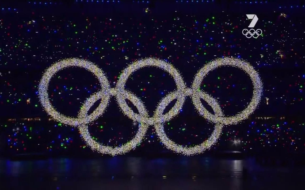 奥运会纪录片_2008年北京夏季奥运会开幕式 (澳大利亚 Australia 7频道版/生肉 ...
