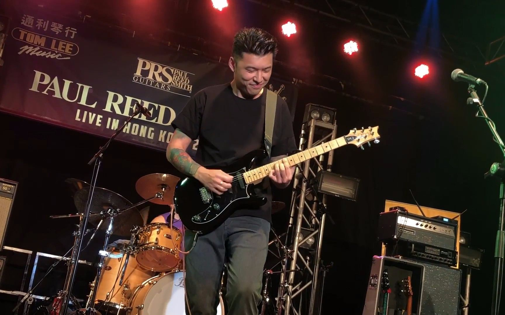 瞿俊僖 (Jason Kui) - Now! You! Know! (Paul Reed Smith Live in Hong Kong)