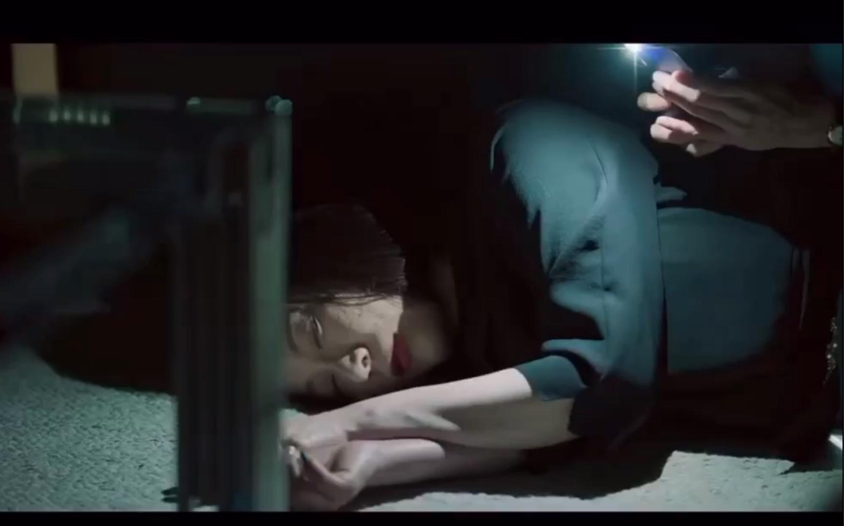《顶级高校》第八集(3)女主发现理事长尸体时小三来到现场