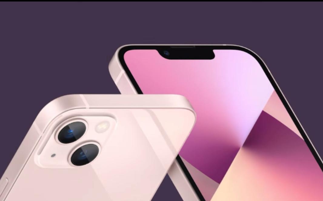 iPhone13和iPhone13Pro发布会出场视频