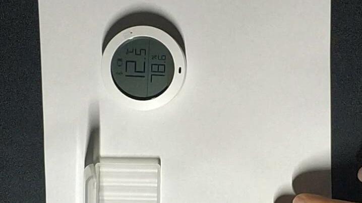 小米蓝牙温湿度计隐藏的小功能,超实用!