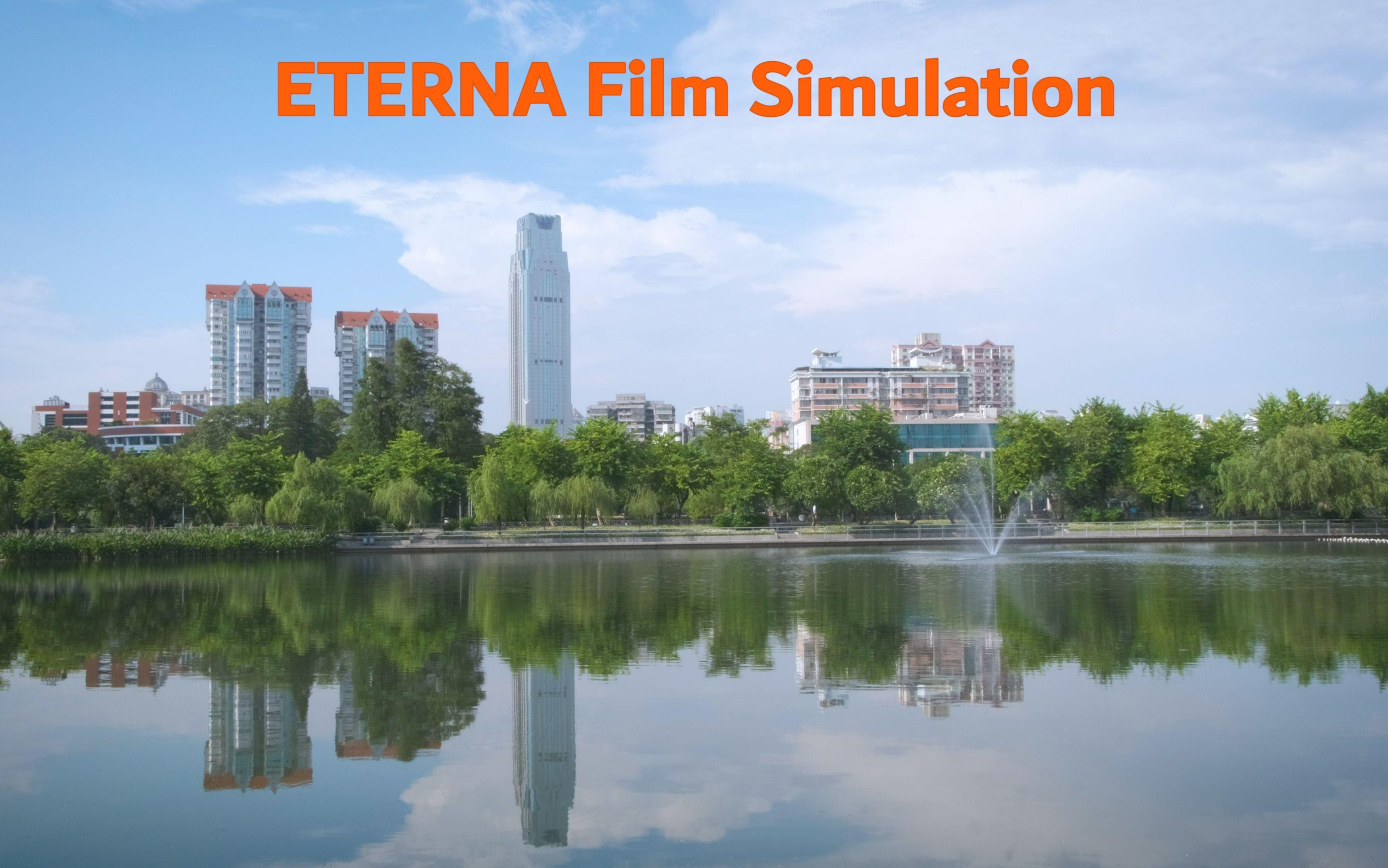 2018年的广州都市生活 - 富士X-H1 ETERNA电影胶片模拟测试3_哔哩哔哩 (゜-゜)つロ 干杯~-bilibili