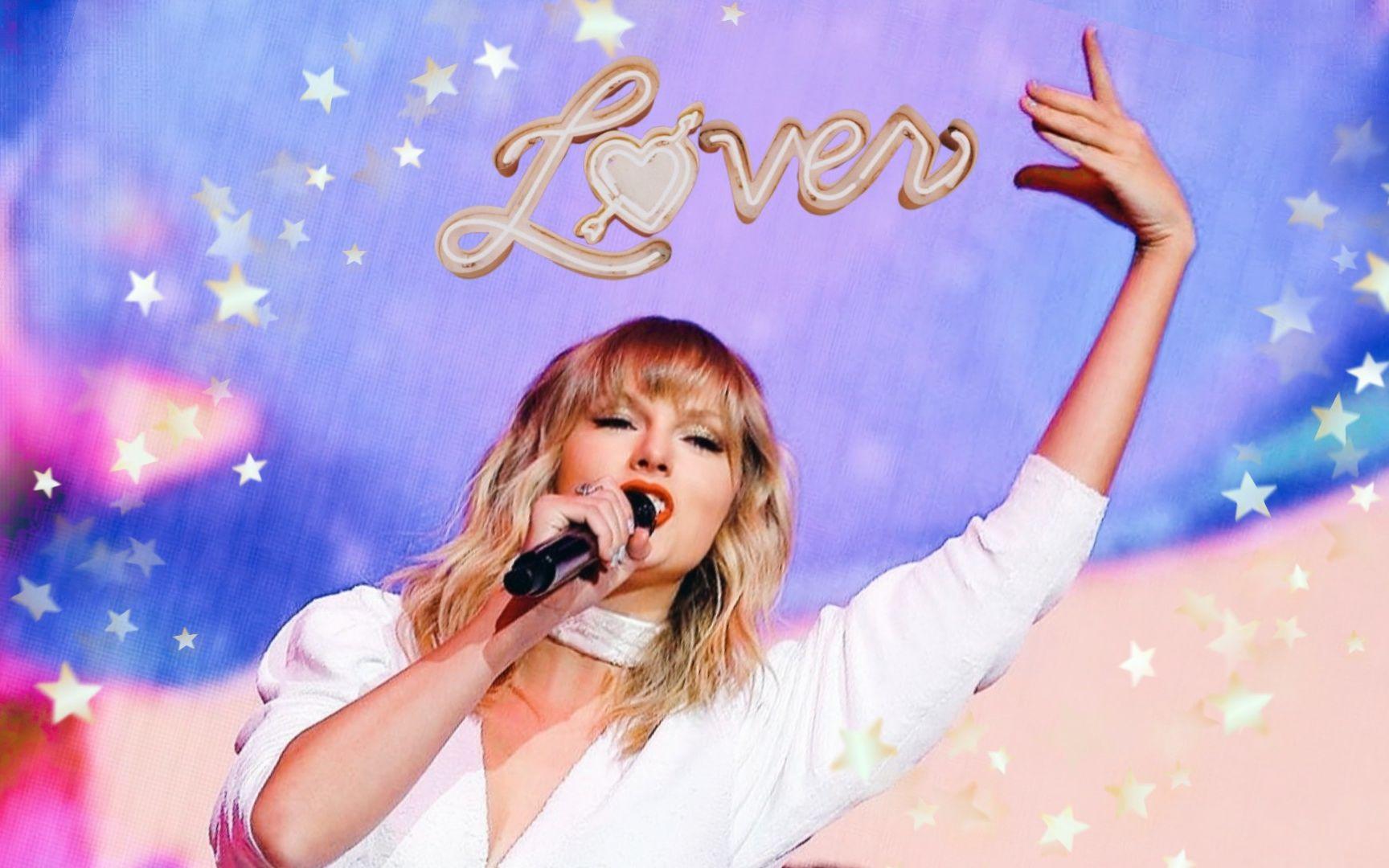 taylorswift演唱会_霉霉Taylor Swift最新现场《Lover》_哔哩哔哩 (゜-゜)つロ 干杯~-bilibili