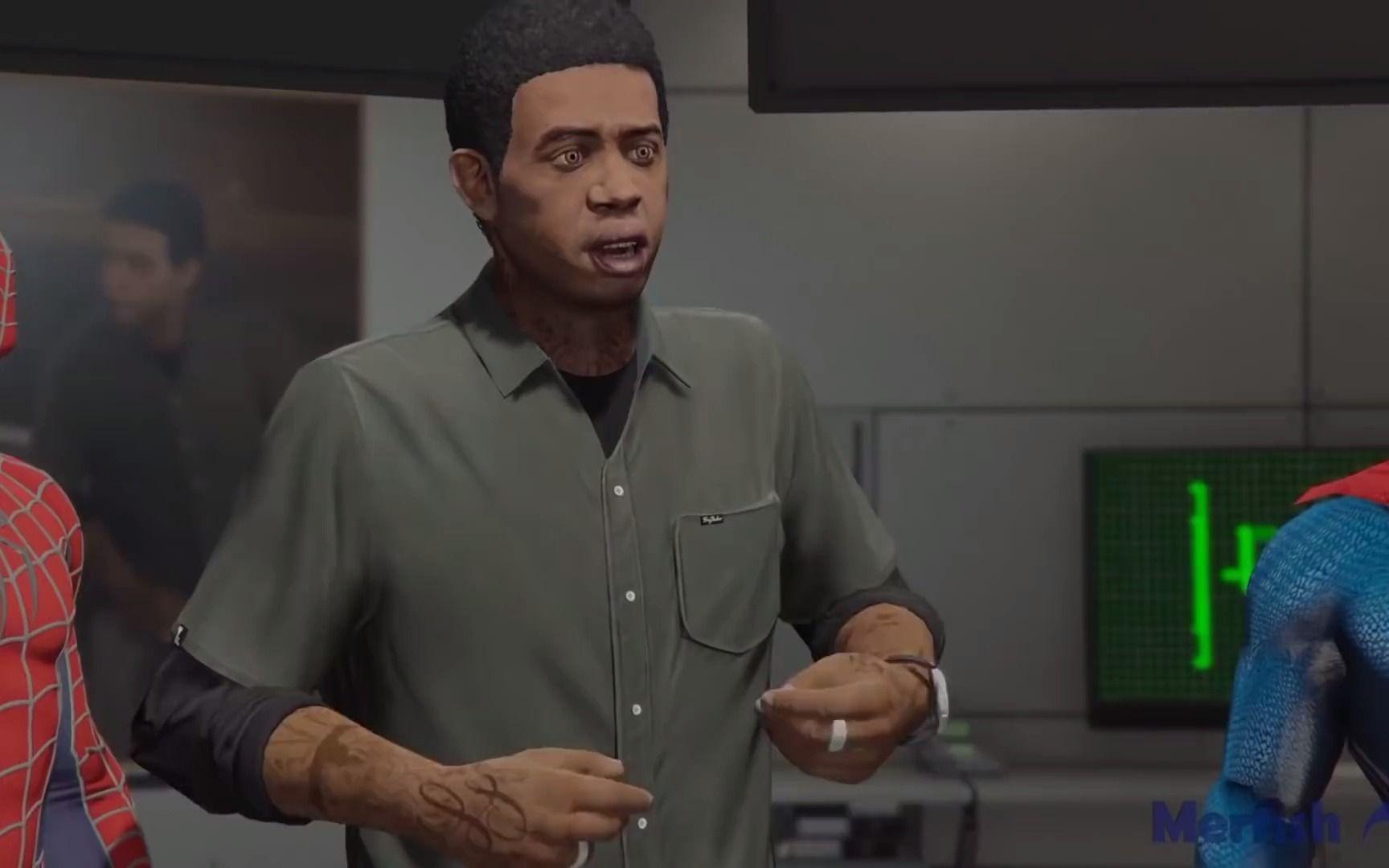 【GTA5】洛圣都拉玛嘲讽研究所【Merfish】