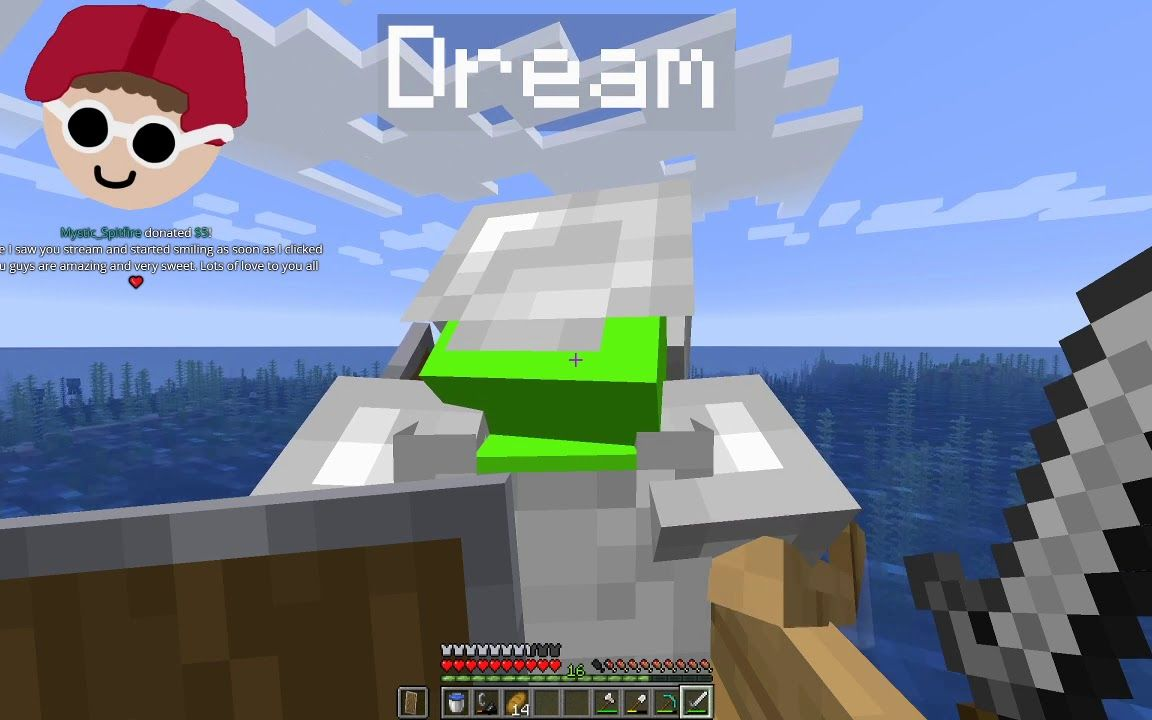 Dream SMP Ep. 3(Dream SMP的第三天完整版)