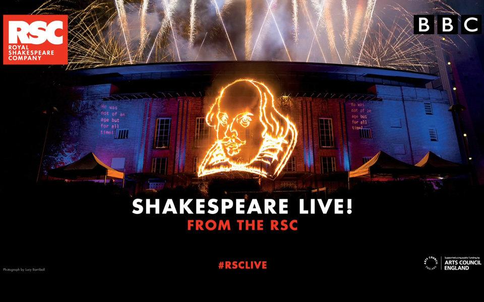 2周年纪念_RSC 2016.04.23莎士比亚逝世400周年纪念晚会 Shakespeare Live! from the RSC ...