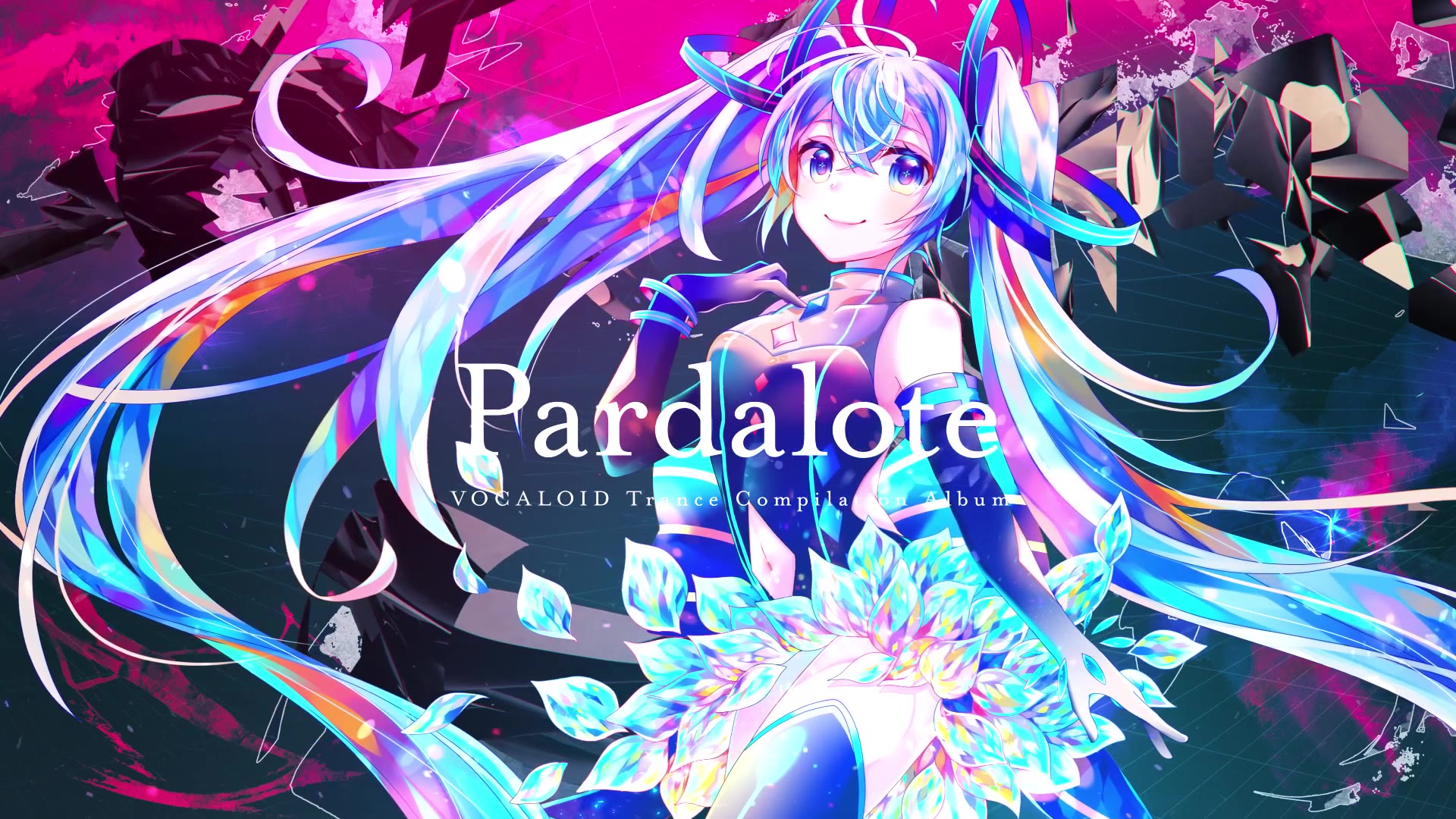 【XFD】Pardalote - Riparia Records × On Prism Records【M3-2019秋】