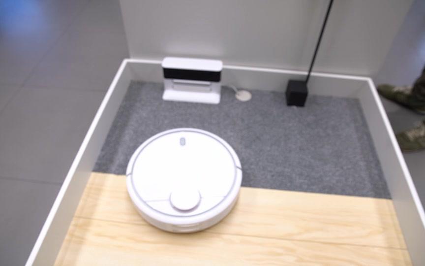 小米掃地機器人圖片