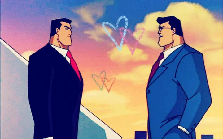 蝙蝠侠动画片国语版_【剧场版】蝙蝠侠与超人:世界最佳拍档Worlds Finest 1998_完结动画 ...
