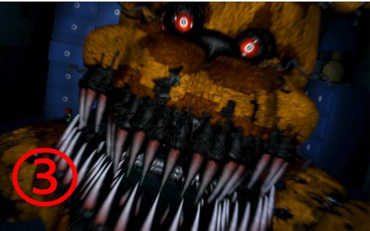 中老年_吓尿的第五夜!【玩具熊的五夜后宫4】终结吧!【流明】#3_哔哩 ...
