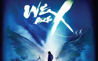 《we are x》x japan film 2016 bdrip《我们是x(x的死与生)》xjapan