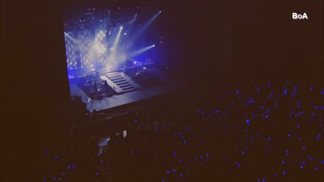 【BoA演唱会】BoA Live Tour 2008: The Face_Korea相关_娱乐_bilibili_哔哩哔哩