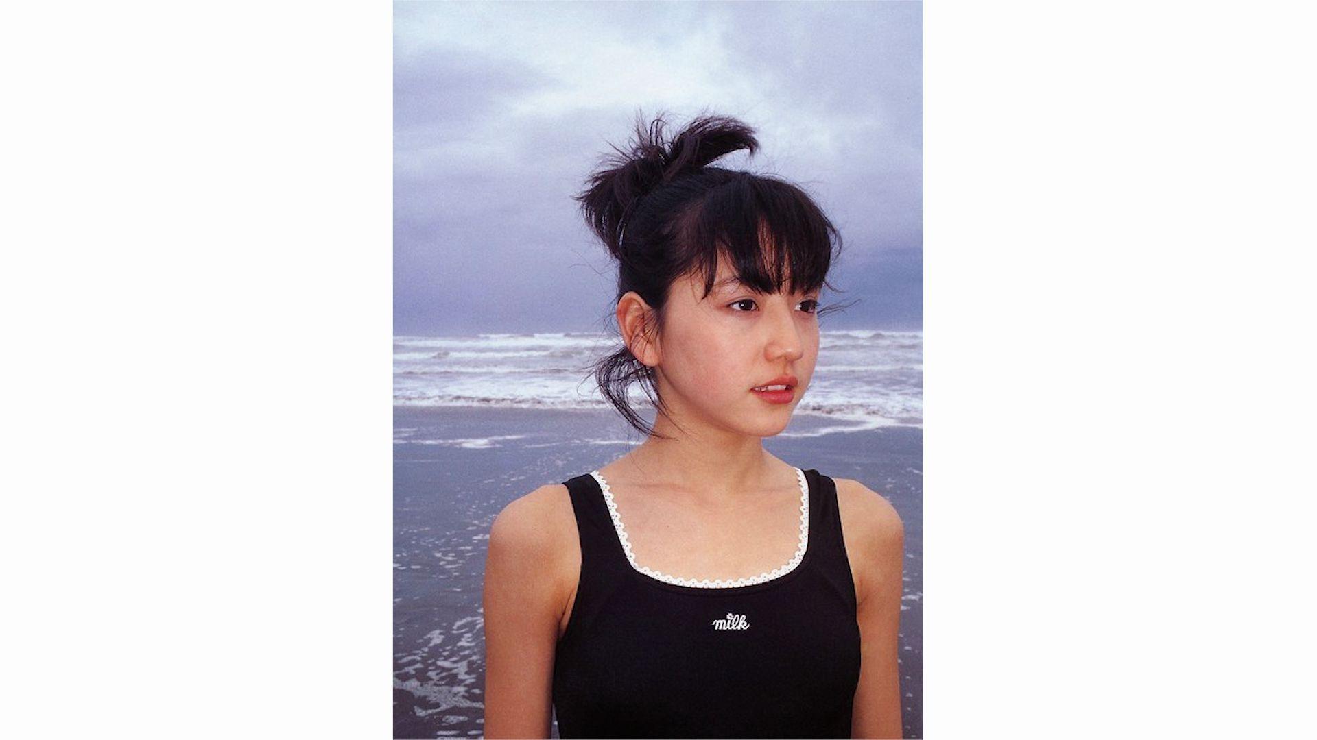 【审美先行】日系写真-长泽雅美