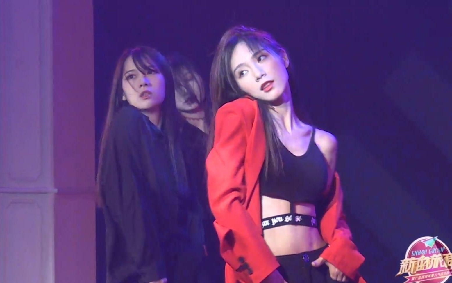 Love Shot 帅气舞蹈 (唐莉佳 龙亦瑞 谢菲菲 张秋怡 叶舒淇) +PV