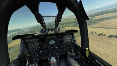Digital Combat Simulator A10C新音效_单机游戏_游戏_哔哩哔哩