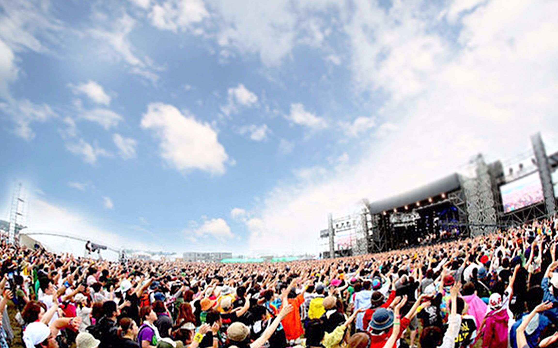 户外音乐节_【介绍日本】夏天当然是户外音乐节!ROCKN ROLL!——夏Fes【No.23 ...