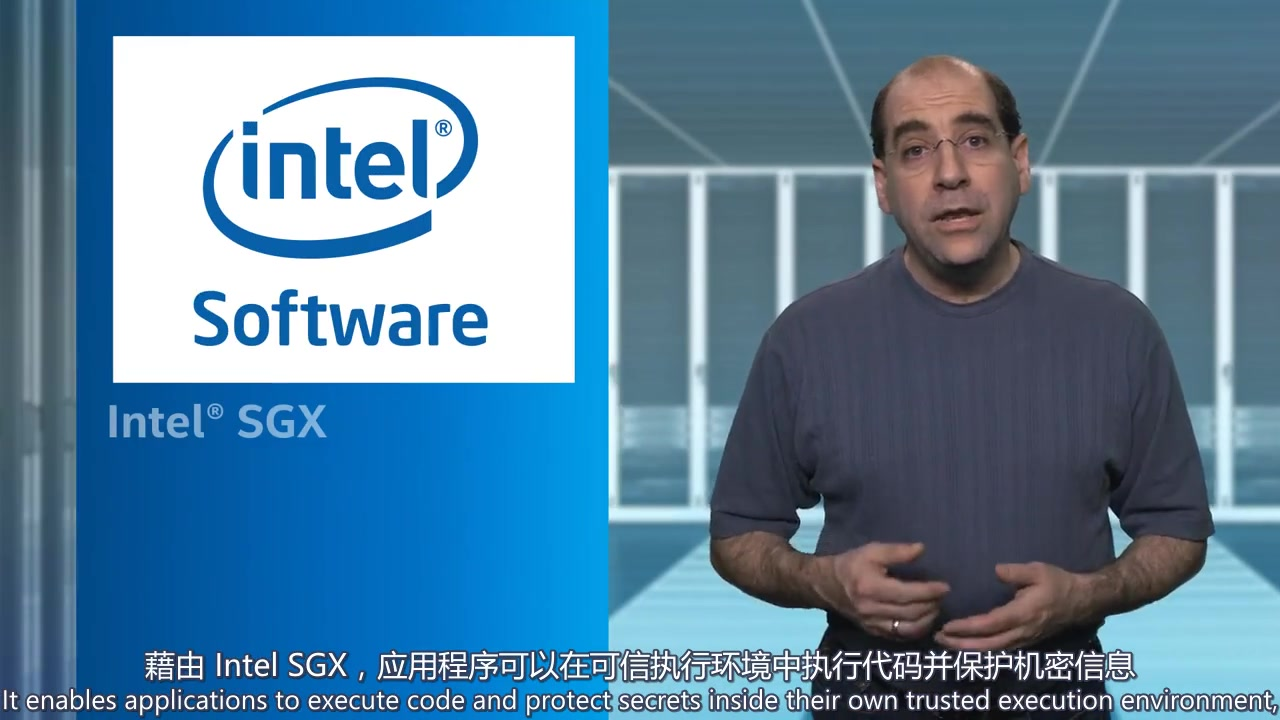 【SGX 入门教程-01】Intel® Software Guard Extensions Introductory Overview_哔哩哔哩  (゜-゜)つロ 干杯~-bilibili