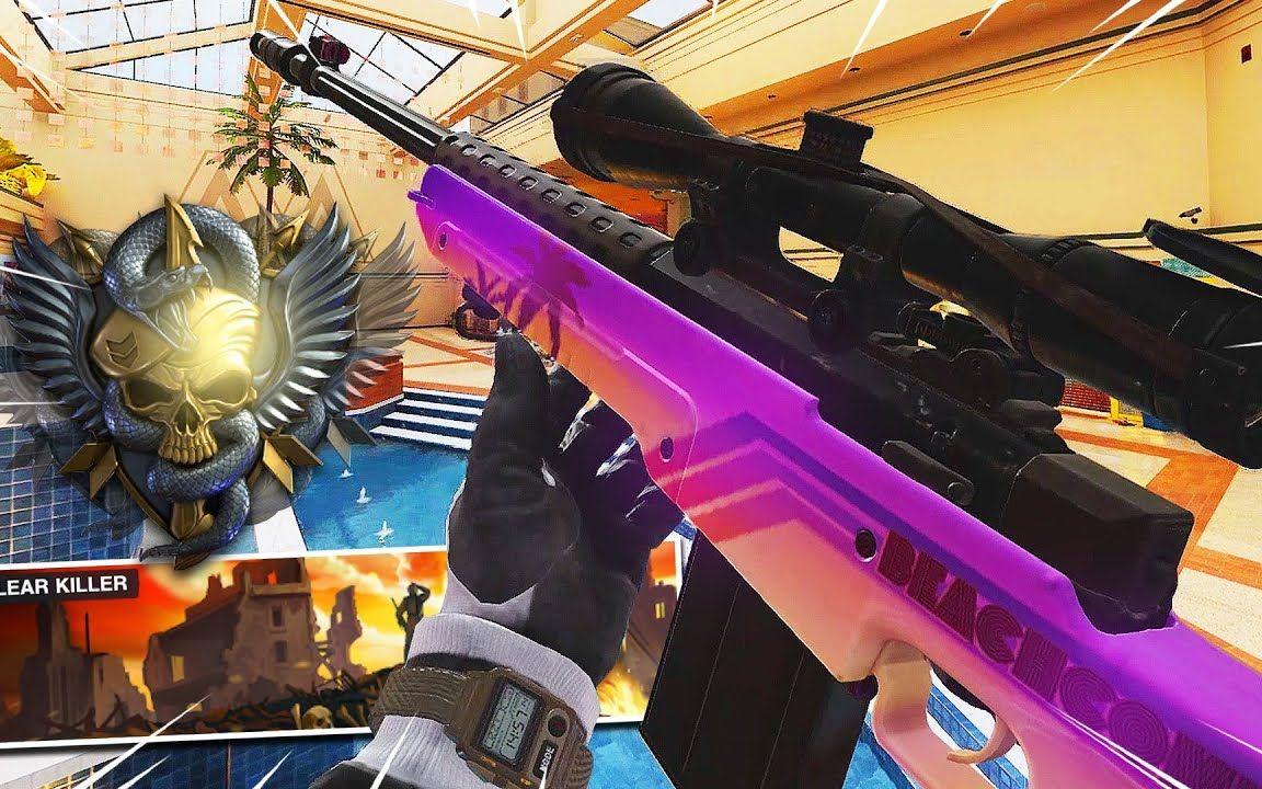 【Depv/COD17】狙击从未停止
