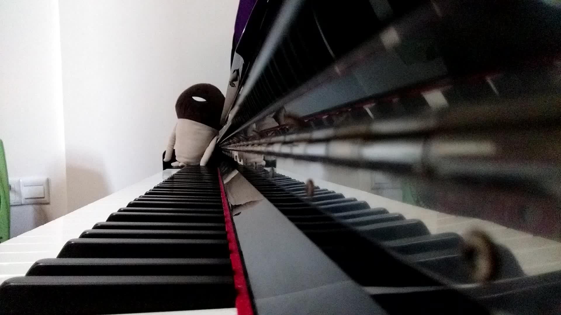 漆黑的子弹op_【钢琴】漆黑的子弹OP Black Bullet_哔哩哔哩 (゜-゜)つロ 干杯~-bilibili