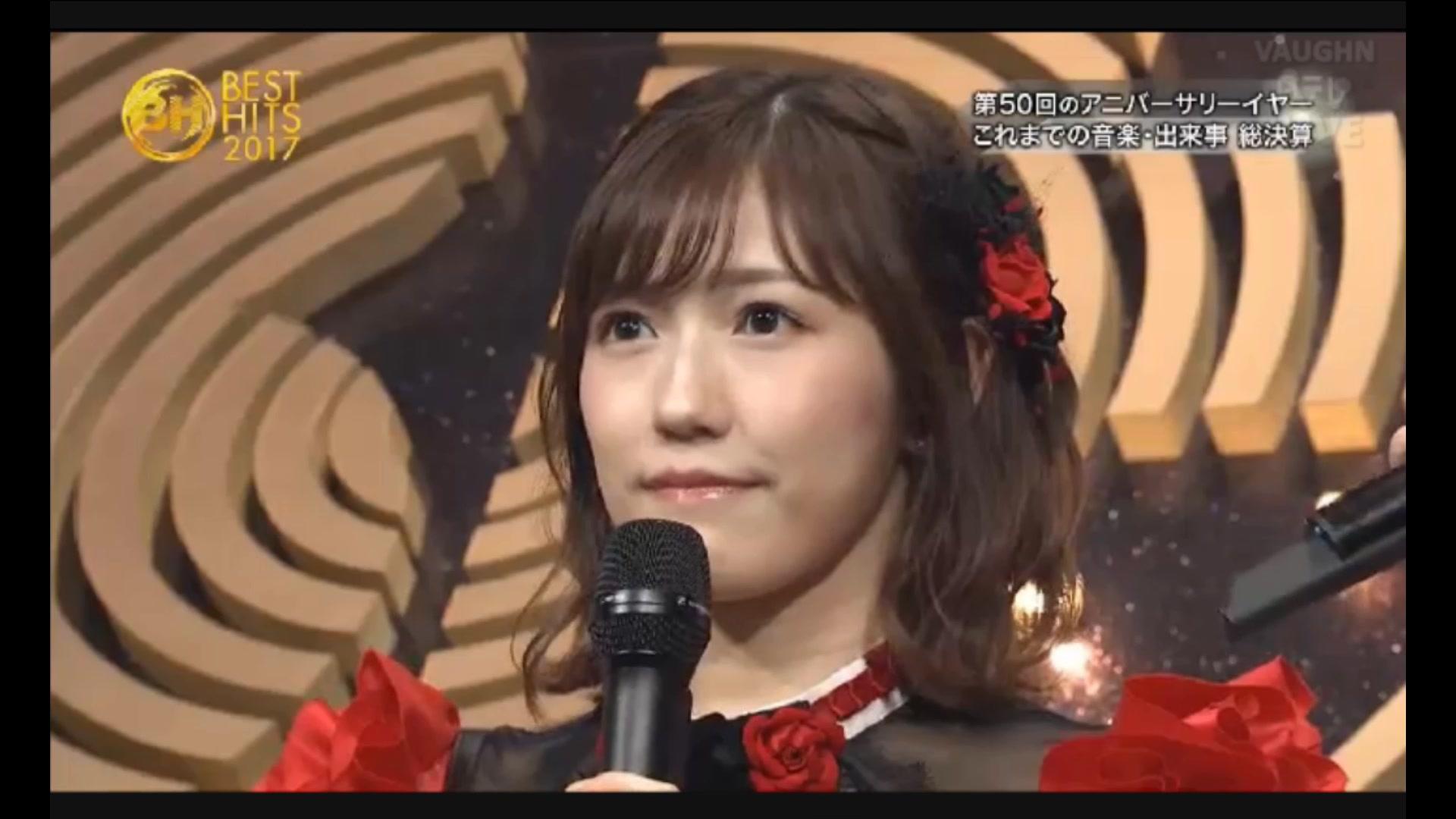 ベストヒット歌謡祭 BEST HITS 20171115 AKB48 NMB48 乃木坂46 欅坂46 SPメドレー