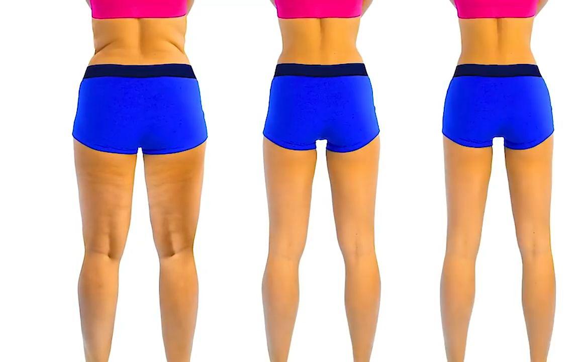 提臀瑜伽视频_3个动作 超速瘦腿+提臀运动 练出细长腿 打造下身性感曲线_哔哩 ...