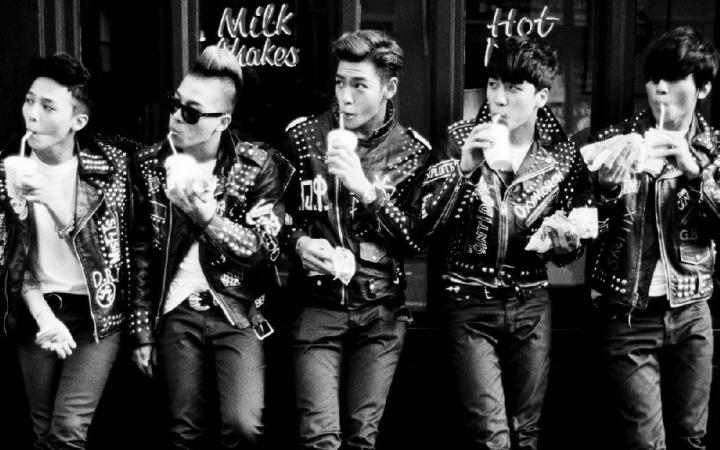 sbs人气歌谣bigbang_BigBang-Blue和Bad boy视频 Blue,人气歌谣,BIGBANG,BadBoy,sbs