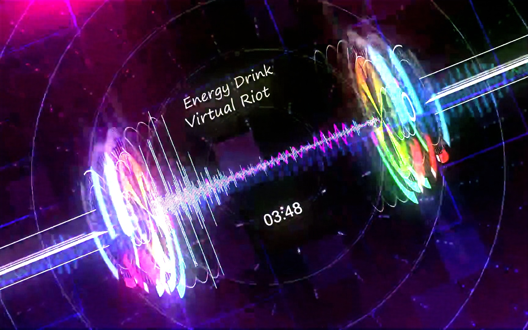 energy drink virtual riot
