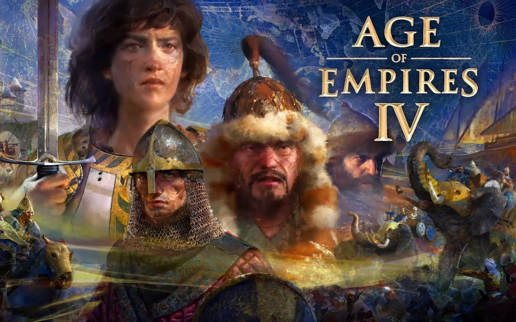 【IGN】《帝国时代4》实机预告