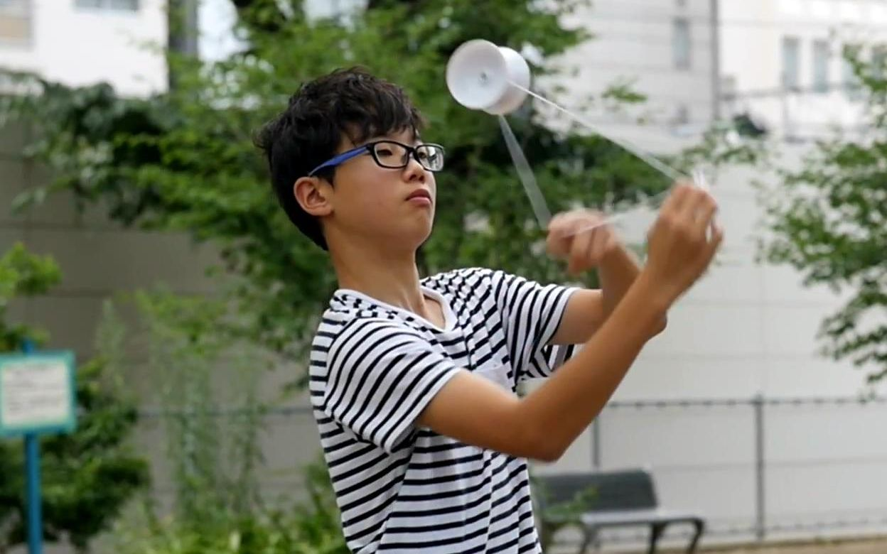 Yoyorecreation Takumi Yasumoto 2014 SUMMER