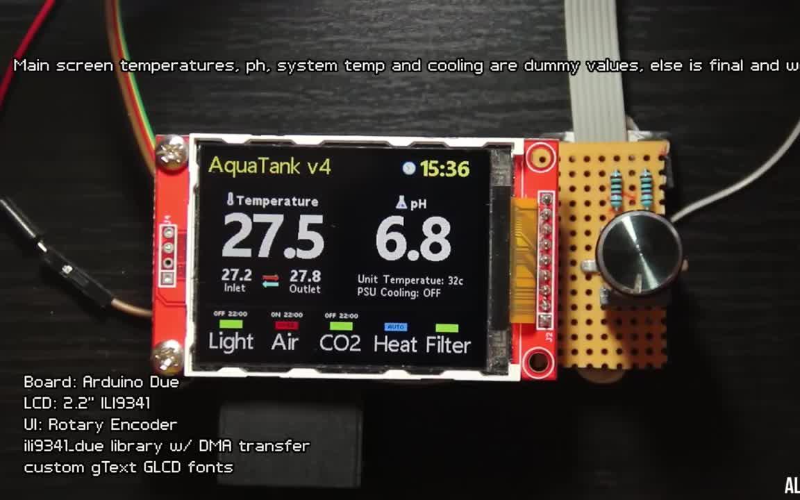 基于arduino与1 8寸TFT屏幕的GUI设计_哔哩哔哩 (゜-゜)つロ 干杯~-bilibili