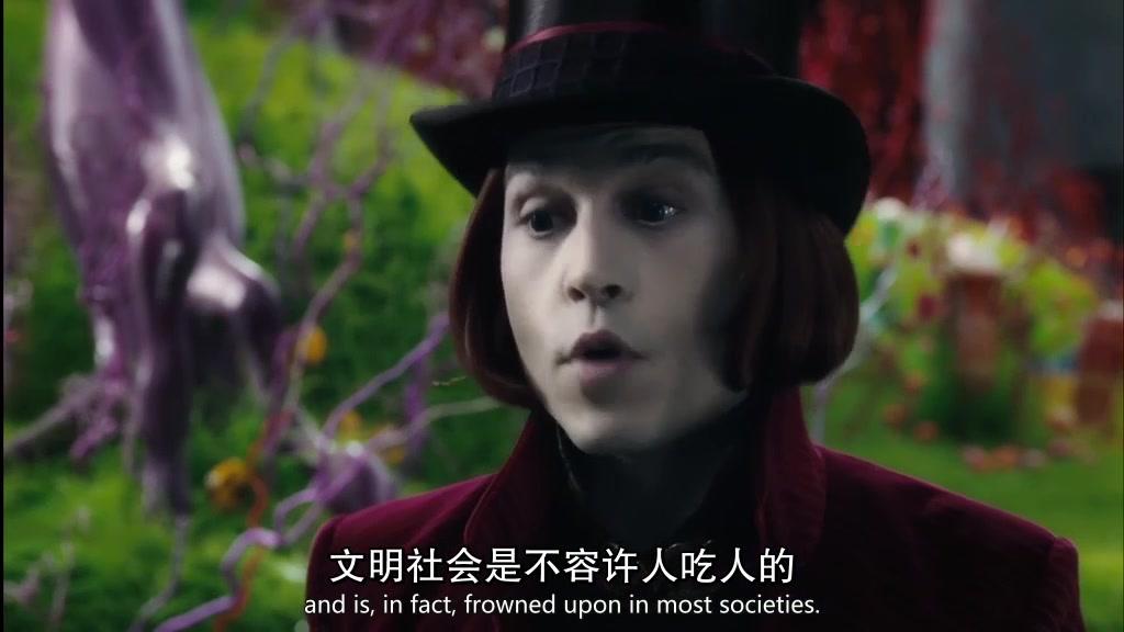 有鬼哥mp3_《查理和巧克力工厂》单人男 英语配音 视频素材 消音素材-爱哔 ...