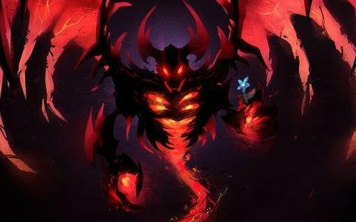 Dota2影魔_Dota2当今最强玩家,现象级怪物选手-Miracle8000分影魔,真·以一敌