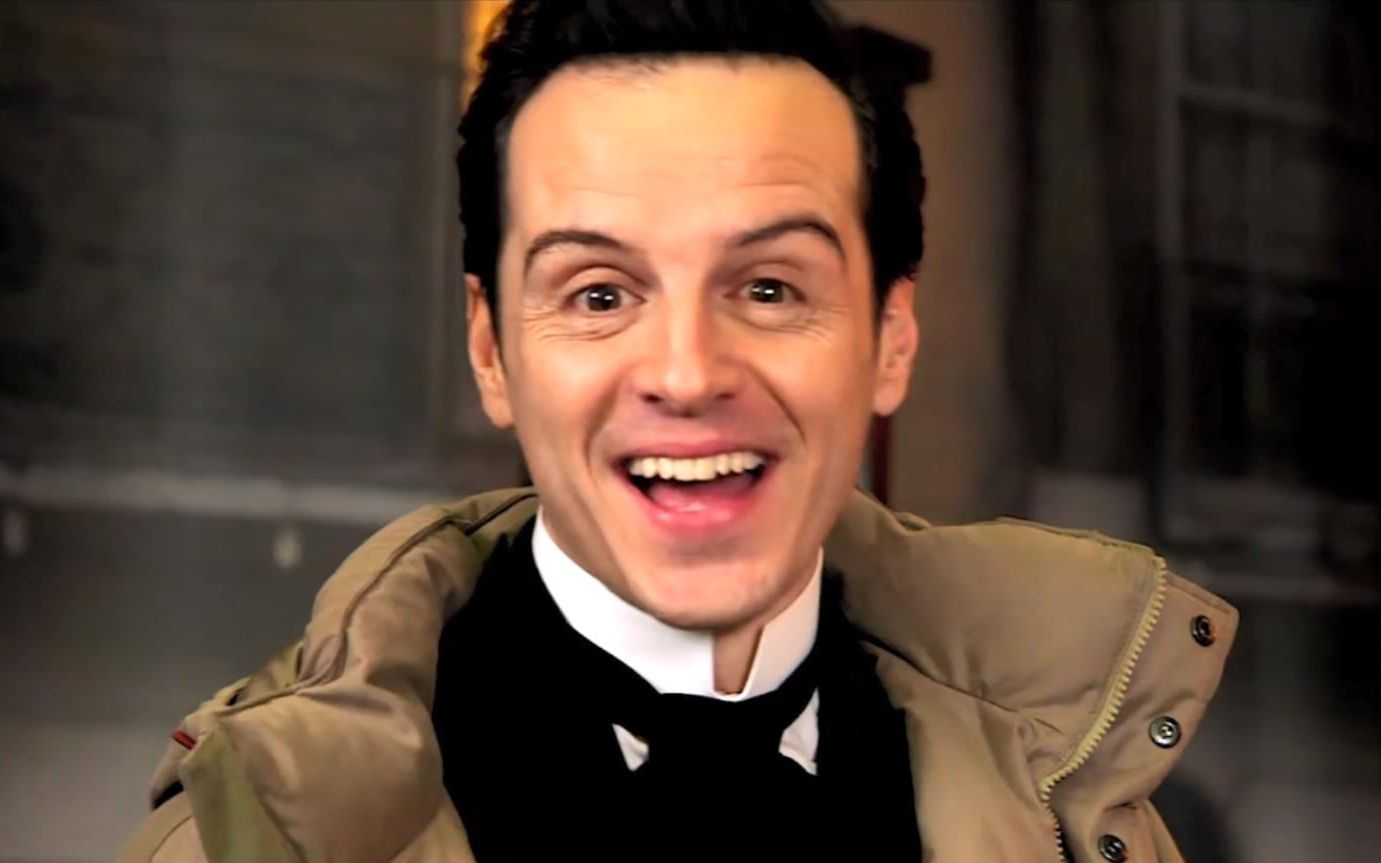 sherlock special - Sherlock: The Abominable Bride (only Andrew Scott)