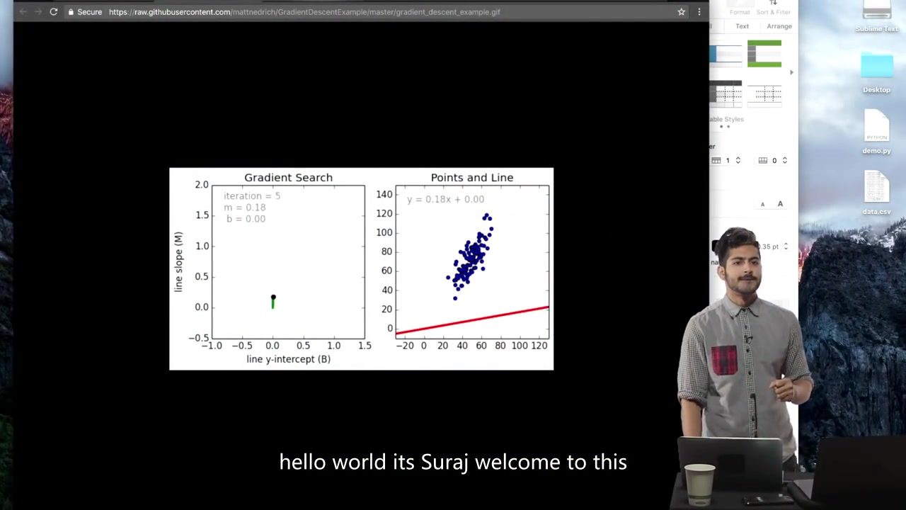 www.youtube.com_you tube.com/siraj 转载自siraj的deep learning在油管上的讲解.
