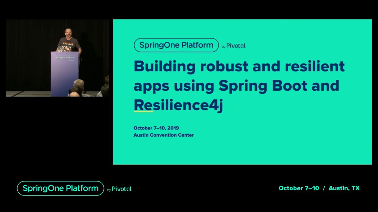 Building Robust and Resilient Apps Using Spring Boot and Resilience4j