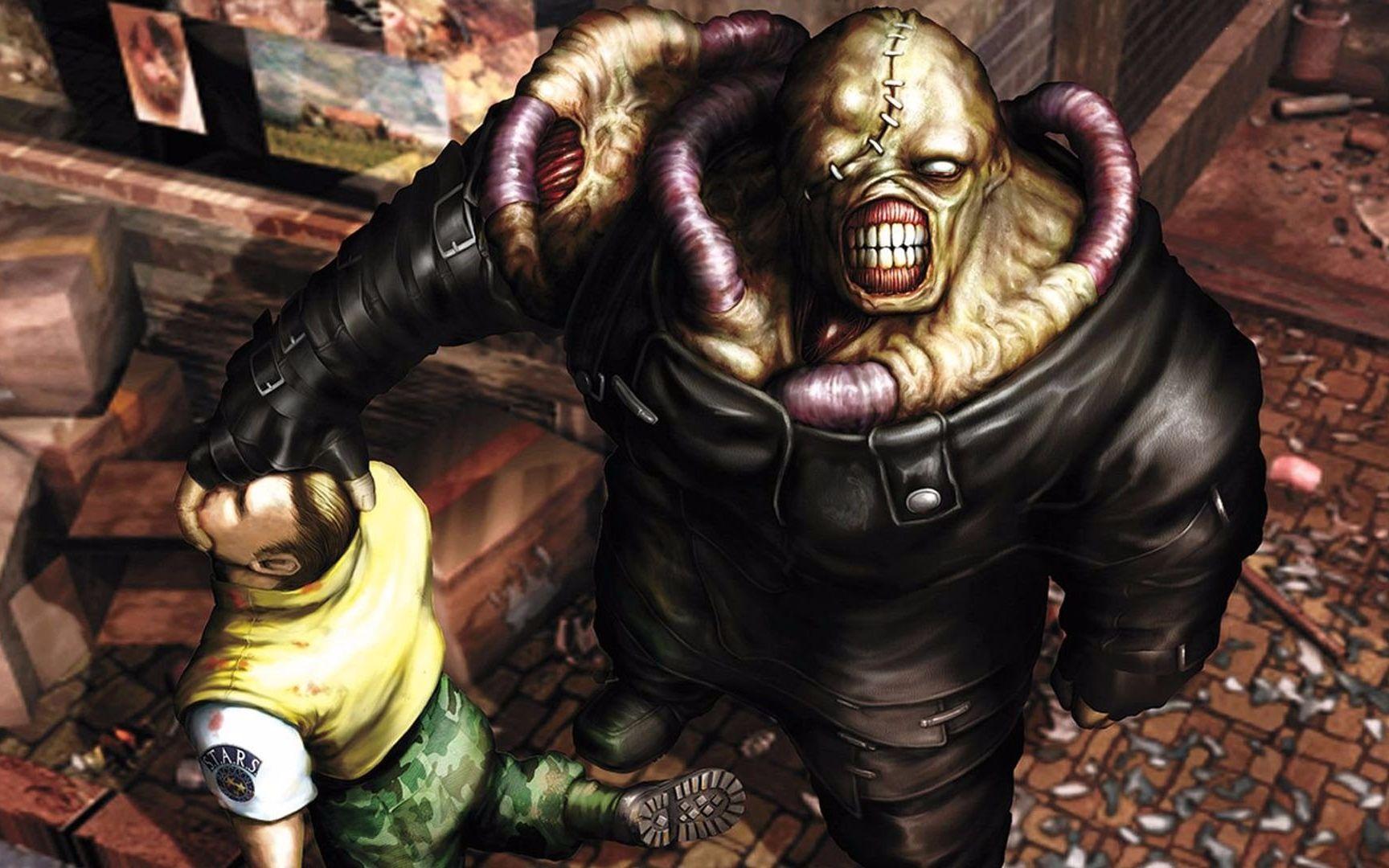 生化危机3游戏操作_【PS2】《生化危机3》40分钟全剧情游戏电影_单机游戏_游戏_bilibili ...