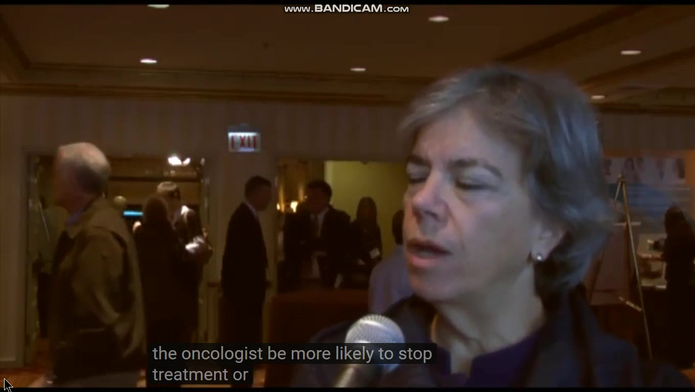 Most Cancer Patients Want to Discuss Prognosis