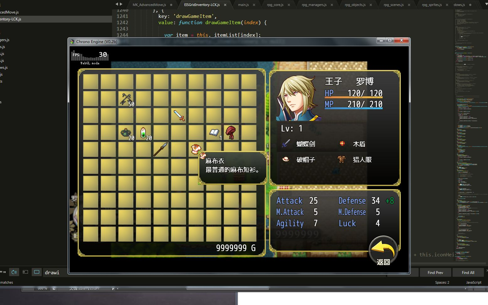 Rpg Maker Mv Chrono Engine